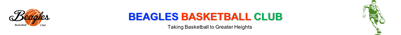 Beagles Basketball Logo